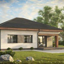 Преимущества домов c утеплителем из прессованной соломы